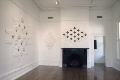 Decorart, Installation view by